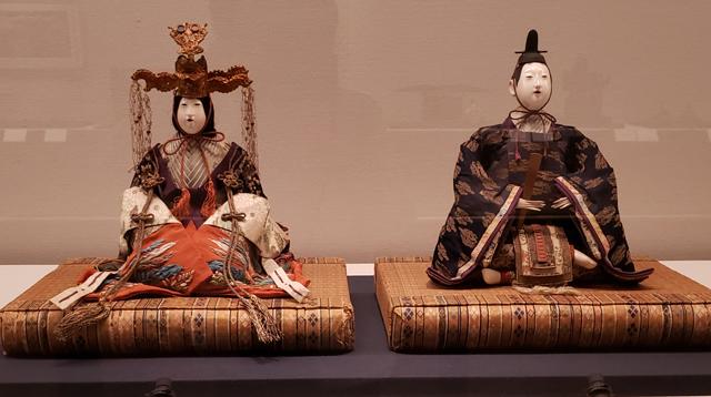 江戸古今雛 岩槻人形博物館所蔵