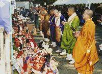 人形のまち岩槻 供養祭