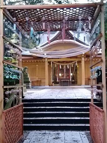 歴史と人形のまち岩槻 久伊豆神社