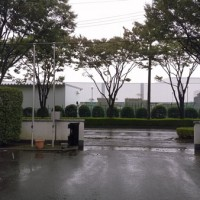 2016年8月22日台風9号 小木人形前