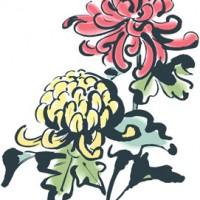 重陽の節句 菊の節句 後の雛