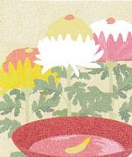 重陽の節句 菊の被綿 菊酒
