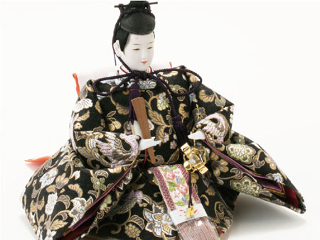 雛人形 京十番親王高床台飾 1010B