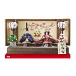 雛人形・親王平台飾りNo1009B