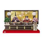 雛人形・親王平台飾りNo1014C