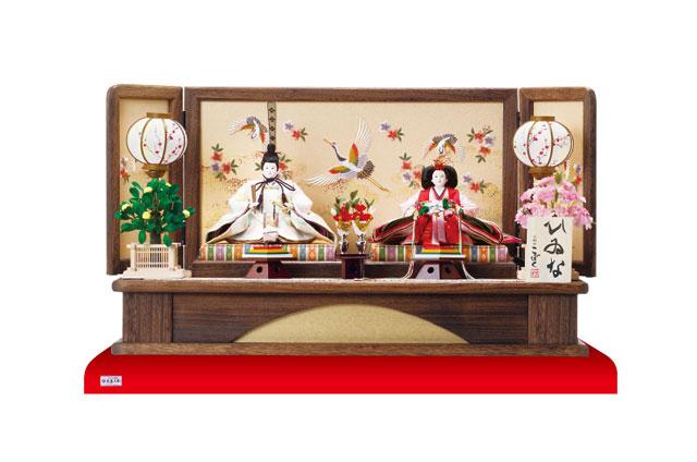 京十番親王衣装着親王 飾りの雛人形 No1012