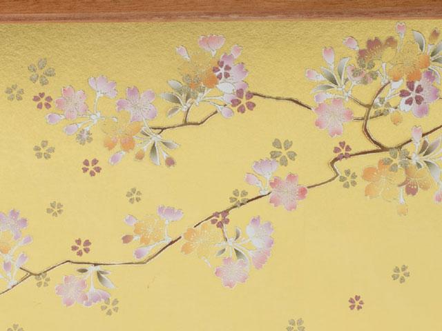衣装着 塗桐平台京小十番親王飾り No1004A ひな屏風