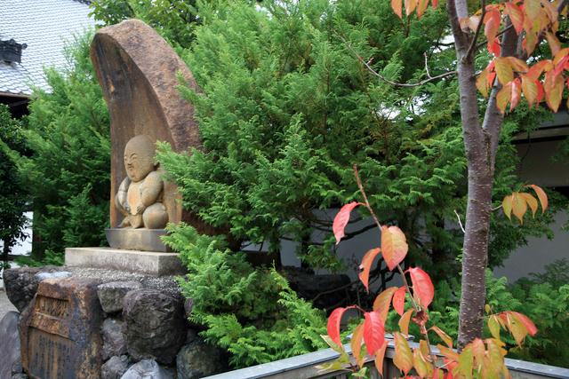 京都 宝鏡寺 人形塚