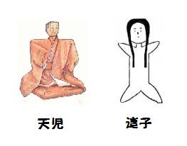 『天児と這子』雛人形の由来と歴史