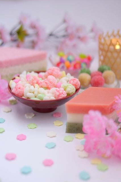 ひな祭り 桃の節句 お供え物