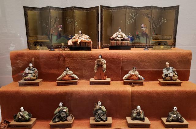 岩槻人形博物館 古今雛 芥子雛