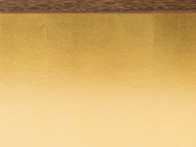雛人形京十二番焼桐平台親王飾りNo1401  金の屏風
