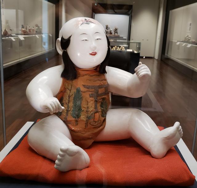 さいたま市岩槻人形博物館 企画展 御所人形