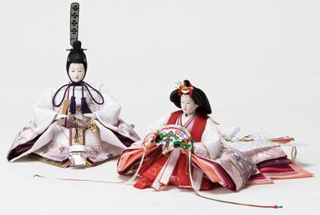 京十番焼桐平台親王飾りNo1011
