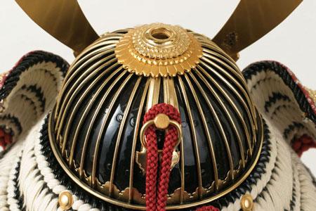 白糸威褄取の大鎧 五分の二模写鎧 メトロポリタン美術館所蔵(アメリカ 鎧兜飾り 兜