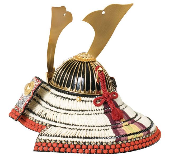白糸威褄取の大鎧 五分の二模写鎧 メトロポリタン美術館所蔵(アメリカ 鎧兜飾り