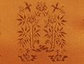 京十二番焼桐平台親王飾りNo1203 黄櫨染の衣装
