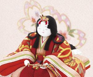 木目込み人形 親王飾り ひな人形