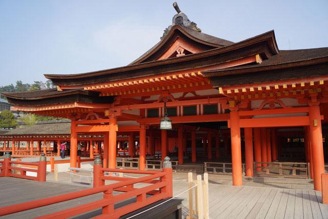 広島 厳島神社