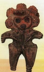 歴史と人形のまち岩槻 真福寺貝塚 みみずく土偶