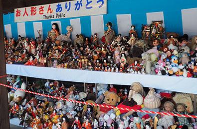 明治神宮 人形感謝祭