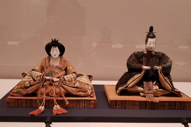 岩槻人形博物館所蔵名品 古今雛