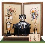 戦国武将・徳川家康公 東京国立博物館所蔵模写一の谷形の兜 兜飾り